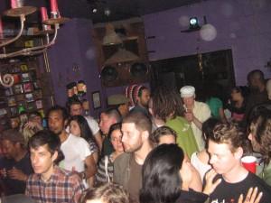 Dope Jams party, April 08