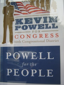 Powell for the People poster